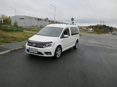 begagnad VW Caddy Maxi Life 2.0TDI 150 Hk 4M