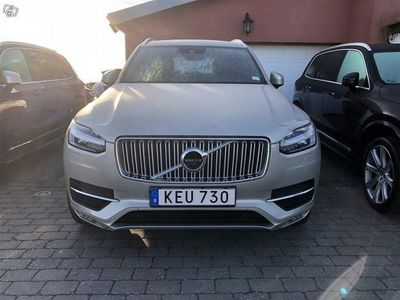 usado Volvo XC90 D5 AWD Inscription 5-sitts/Låga mil