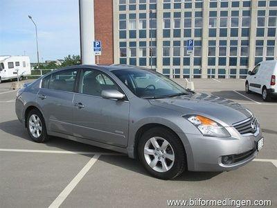 brugt Nissan Altima 2.5 Hybrid BensinEl Automat 2007