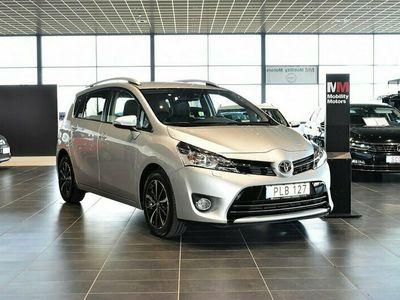 begagnad Toyota Verso 1.8 Multidrive S Euro 6 7-sits 147hk