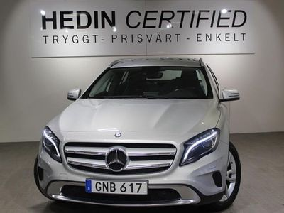 begagnad Mercedes 200 GLA BenzCDi 4-Matic D 2015, Halvkombi 209 000 kr