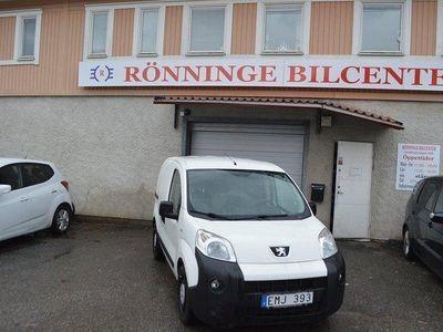 begagnad Peugeot Bipper 1.3 HDi Automat Nybes Värmare Lågmil 2013, Transportbil 59 900 kr