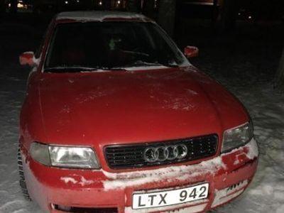 begagnad Audi A4 Avant 1.8t -97