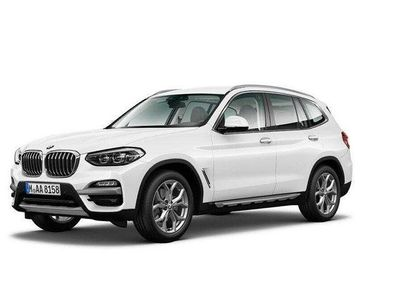 begagnad BMW X3 xDrive20d Modell xLine/ Connected/ Win