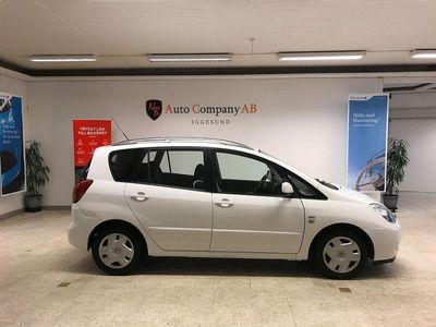 begagnad Toyota Corolla Verso 1.8 VVT-i AUTO /M-VÄRMARE -135HK