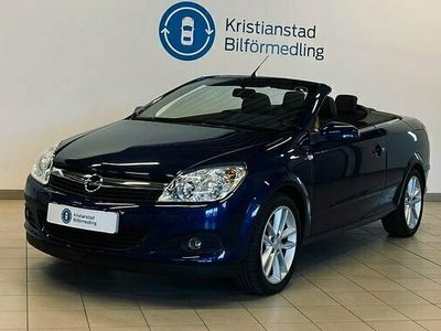 begagnad Opel Astra Cabriolet TwinTop 1.8 Automat 2007, Personbil Pris 93 900 kr