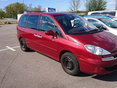begagnad Peugeot 807 2.0 lågmil
