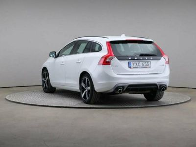 begagnad Volvo V60 D5 Awd Twin Engine Classic R-Design