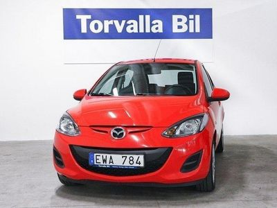 begagnad Mazda 2 5-d 1,3 Advance + V-hjul