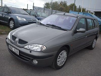 usado Renault Mégane GrandTour 1.6 Authentique 107hk