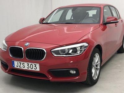 begagnad BMW 116 d 5-dörrars 5dr, F20 (116hk)