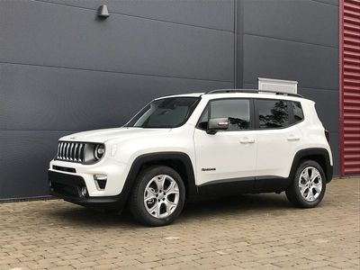 begagnad Jeep Renegade 1.3 GSE 150HK / Automat /