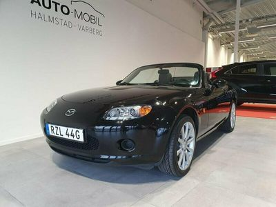 begagnad Mazda MX5 1.8 126hk Soft top