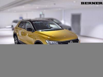 begagnad VW T-Roc TDI 150hk 4-Motion
