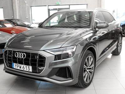 used Audi Q8 50 TDI Q (286hk) S-LINE / LEASEBAR