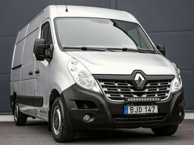 begagnad Renault Master 2.3 dCi 170hk | Värmare | NAVI | LEASBAR