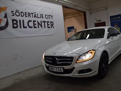 begagnad Mercedes CLS350 CDI BlueEFFICIENCY 7G-Tronic Plus 265hk