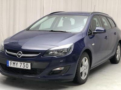 begagnad Opel Astra 1.7 CDTI ecoFLEX Sports Tourer