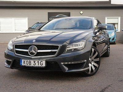 begagnad Mercedes CLS63 AMG AMG Speedshift 12 mån ga