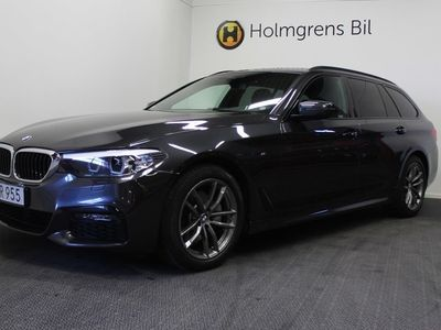 brugt BMW 520 d xDrive M-Sport/ Connected/ Winter