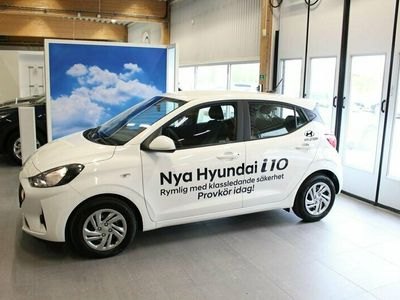 begagnad Hyundai i10 i10 Nya1.0 Essential Euro 6 Demo