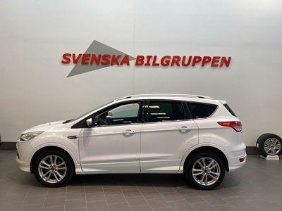 begagnad Ford Kuga 1.5 EcoBoost Titanium Euro 6 LM S+V-Hjul