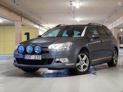 begagnad Citroën C5 2,0 HDi KOMBI VÄLVÅRDAD -09