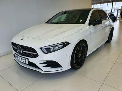 begagnad Mercedes A200 A Benz A -BenzInkl. vinterhjul origin 2019, Halvkombi Pris 274 900 kr