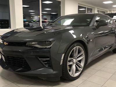 begagnad Chevrolet Camaro Coupe 6.2L V8 453hk Magnetic Ride