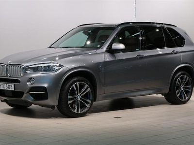 begagnad BMW X5 M50d Headup Panorama Drag