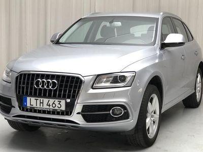 begagnad Audi Q5 2.0 TDI clean diesel quattro