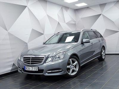 begagnad Mercedes E250 CDI 4M BE 4Matic Drag/Navi
