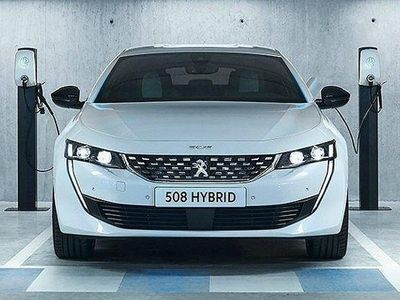 begagnad Peugeot 508 5D ALLURE Hybrid 225 HK AUT