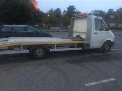 begagnad VW LT Biltransporter