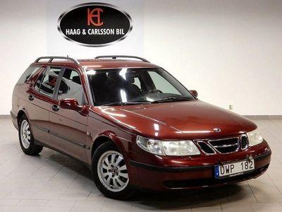 begagnad Saab 9-5 Linearsport SP bytt Turbo-