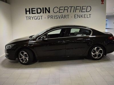 begagnad Peugeot 508 2,0 BlueHDI EAT6 Allure