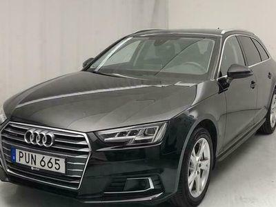 begagnad Audi A4 2.0 TDI Avant quattro 2018, Kombi Pris 200 000 kr