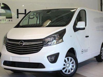 begagnad Opel Vivaro Premium 125hk Biturbo -19