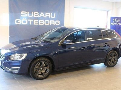 begagnad Volvo V60 D4 AWD Aut Ocean Race (181hk)