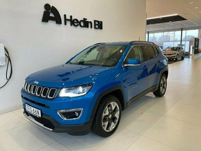 begagnad Jeep Compass Limited 1.4T Multiair AWD 2019, SUV Pris 254 900 kr