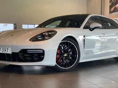 begagnad Porsche Panamera GTS GTS Sport Turismo Leasbar