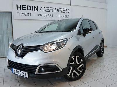 begagnad Renault Captur 1.2 TCe 120HK EURO 6 -16