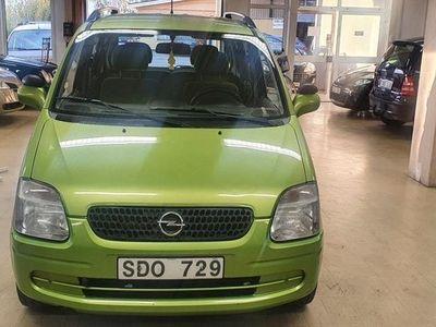 begagnad Opel Agila 1.2 75hk