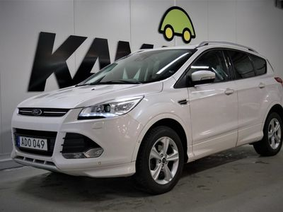 begagnad Ford Kuga 1.5 Titanium Plus | EcoBoost | SONY Sound | 150hk