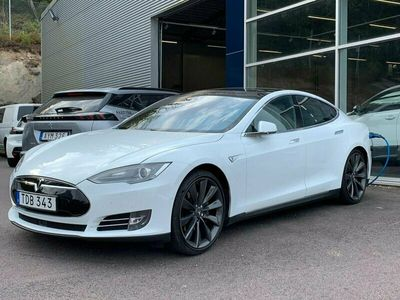"begagnad Tesla Model S 85D AP/KAMERA/PANORAMA/21""/FRI LADDNING 525hk"