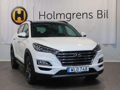 begagnad Hyundai Tucson 2.0 D AUT-A8 4WD Hybrid Premium (185hk)