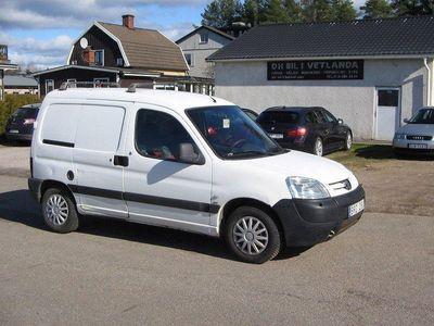 begagnad Peugeot Partner Skåpbil 1.6 HDi 90hk