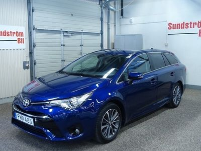 used Toyota Avensis 1.6 D-4D TS Active Plus Kombi