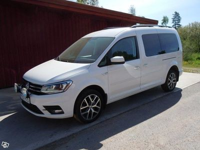 second-hand VW Caddy Maxi Life 150hk 4-M DSG 7-pl -16