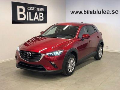 brugt Mazda CX-3 2.0 Vision Aut 121hk